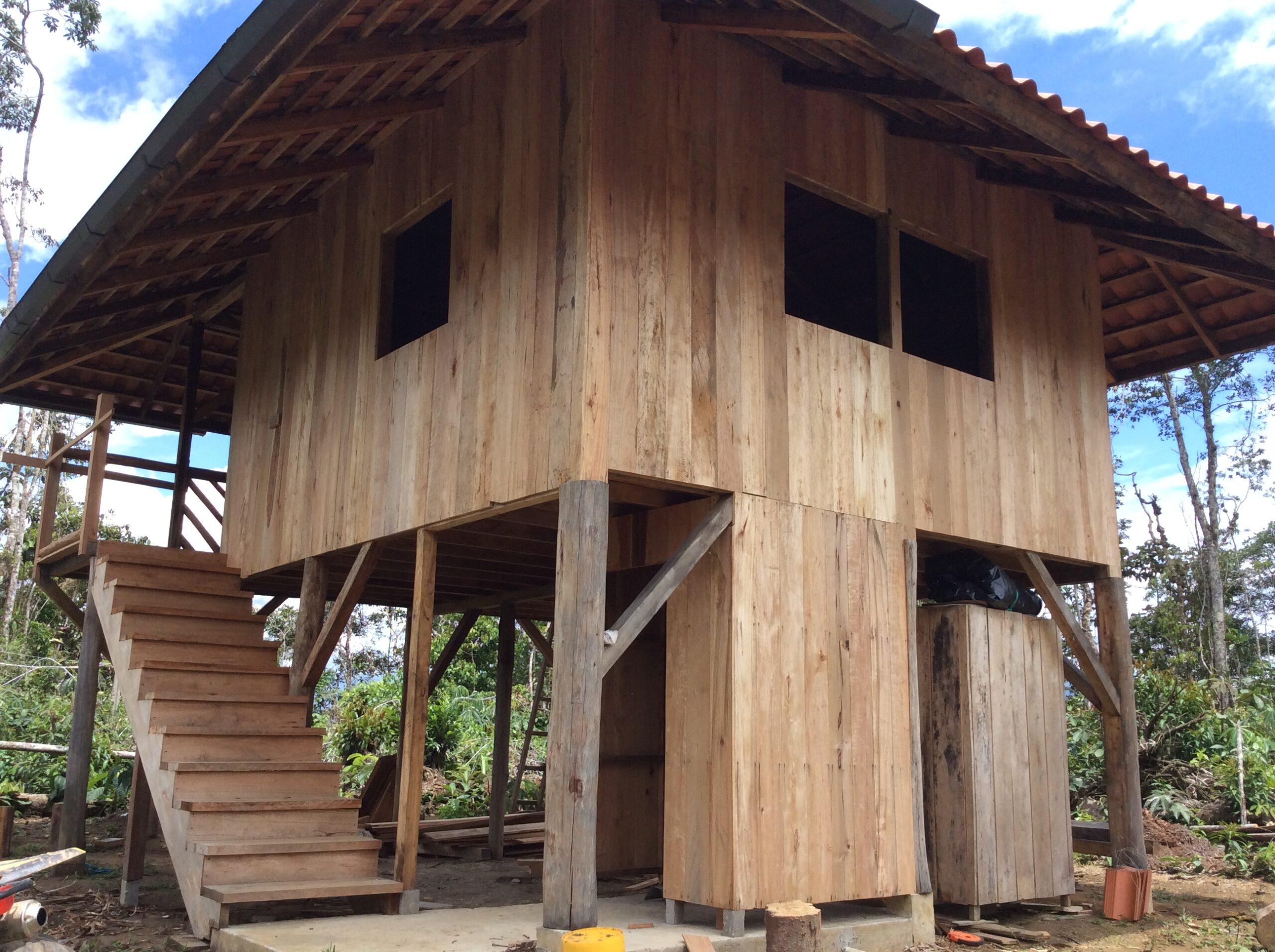 House construction FH2 lot 6